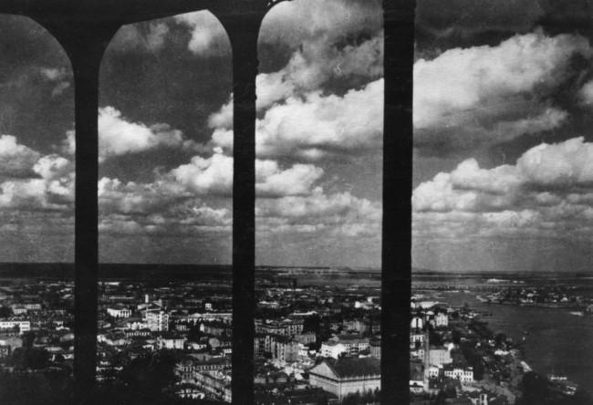 Подборка фотографий Подола с воздуха