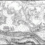 План Киева 10 века по Закревскому