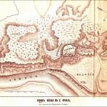 План Киева 10 века