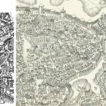 План Киева 11 века