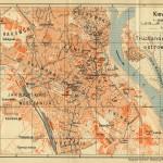 Немецкая карта 1929 год
