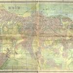 Карта Киева 1947 года с грифом секретно