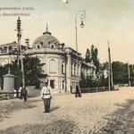 Улица Толстого более 100 лет назад
