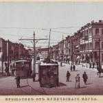 Крещатик в 1860-х годах