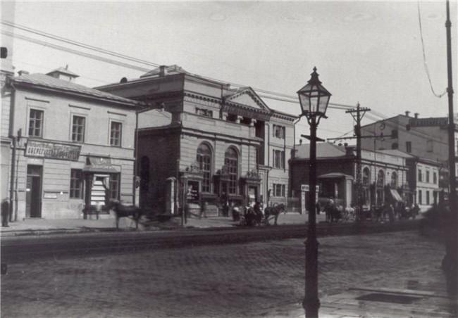 Дом 26 на Крещатике в 1870-х годах