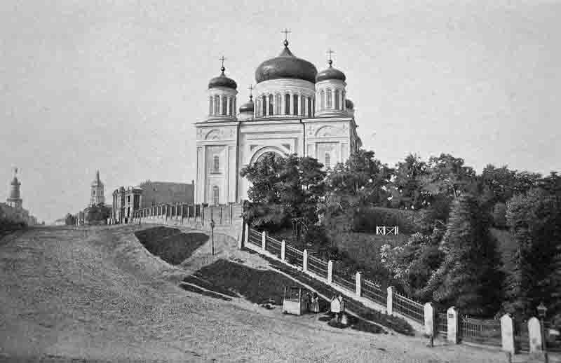 Десятинная церковь, Бабин торжок, 1880 год