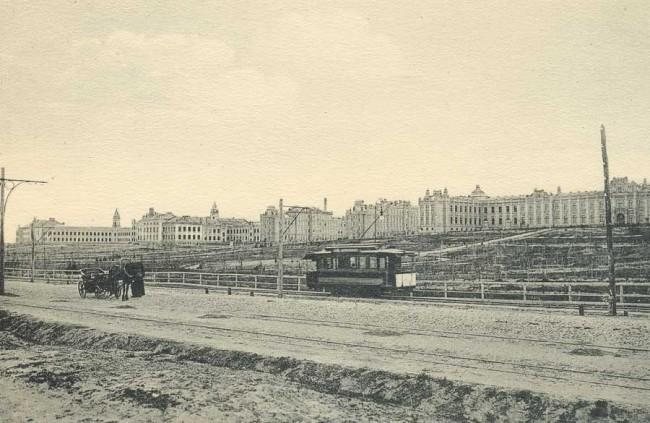 КПИ в конце 19 века, Киев