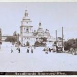 Михайловский монастырь в 19 веке