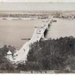1890-е годы. Николаевский мост