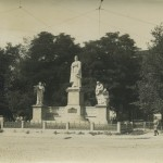 Памятник княгине Ольге - скульптурная композиция на Михайловской площади, начало 20 века