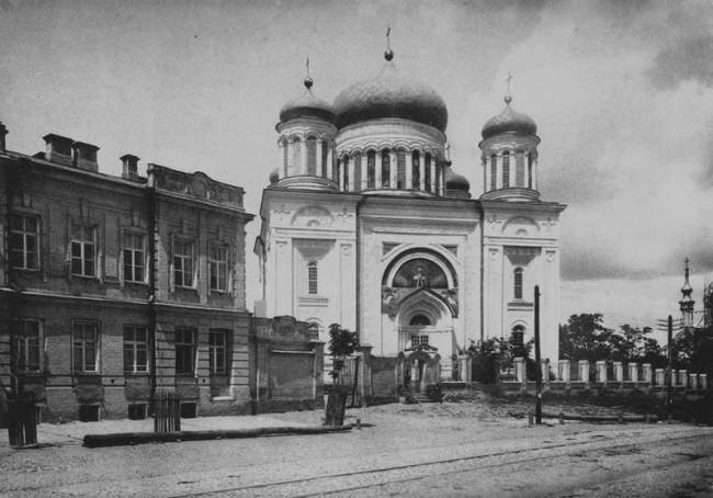 Десятинная церковь в начале 20 века
