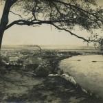 20 век, Подол, Днепр, вид сверху