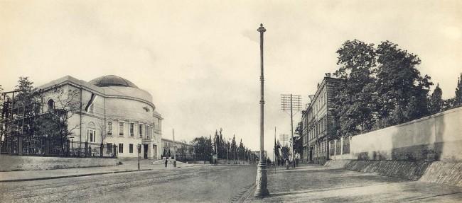 Педагогический музей на Владимирской улице в 1900-х годах