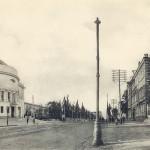 Дом учителя на Владимирской улице в начале 20 века