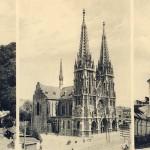 Три собора Киева - Андреевская церковь, Католический собор на Красноармейской улице, Лавра