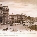 Крещатик дом номер 6 в начале 20 века