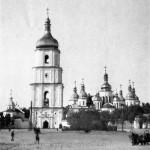 Софийская колокольня в 1900-х годах