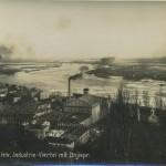 Днепр, Подол, 20 век, черно-белое фото, начало века