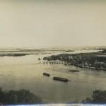 Днепр, вид с Правого берега, начало 20 века