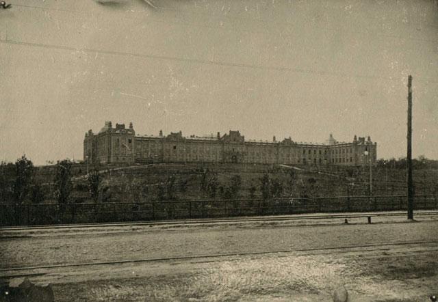 Политех в начале 20 века, Киев