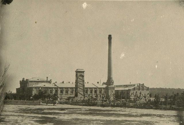 Политех в Киеве в начале 20 века