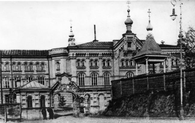 Политех, Киев, начало 20 века