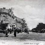 1900-е годы. Нижний Вал, Подол