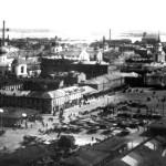 1900-е годы. Район Житнего рынка на Подоле