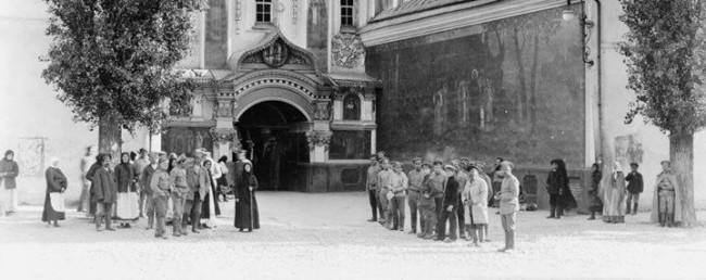 Киево-Печерская Лавра начало 20 века