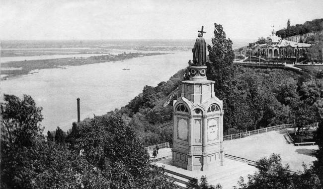 Купеческий сад в 1906 году