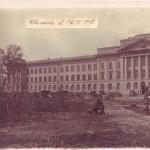 Главный корпус университета в 1918 году