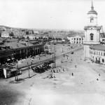 Гостиный двор в Киеве в 20-х годах