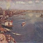 Набережная Днепра в 30-х годах 20 века