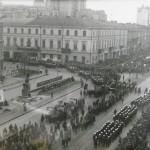 Первомайский парад на Крещатике в 1934 году
