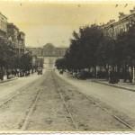 Киевский вокзал в 40-х годах 20 века