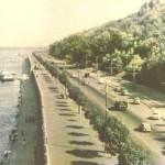 1958 год. Набережная Днепра