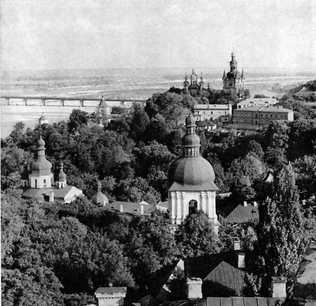 Лавра, Киев, 60-е годы