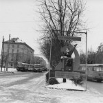 1960-е годы. Площадь Шевченко