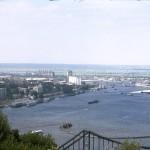 Подол и Днепр в 1964 году
