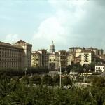 Площадь Независимости в 1964 году (Калинина)