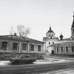 Ильинская улица в Киеве в 70-х