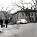 Дома на Верхнем Валу на Подоле в 70-х годах