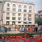 Крещатик и Прорезная улица, 80-е годы