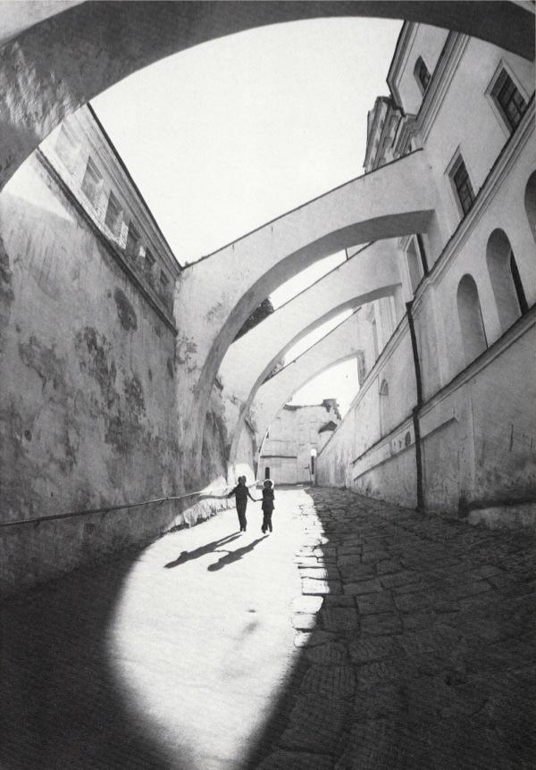 Внутри Печерской Лавры, Киев, 80-е