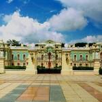 1980-е годы. Мариинский дворец