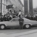 1980-е годы. Первые иномарки в Киеве на Подоле