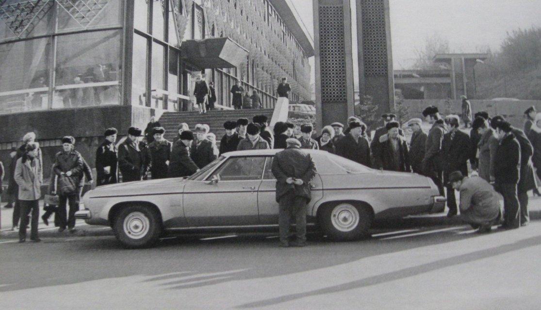 Подол начала 80-х