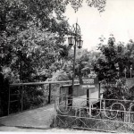 1980-е годы. Парковый (Чертов) мост