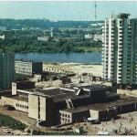 Универсам, Оболонь, 80-е годы