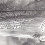 Республиканский (ныне Олимпийский) стадион во время празднования 1500 лет Киеву в 1982 году